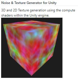Bump Noise Cloud – 3D噪点+GPU instancing制作基于模型的体积云